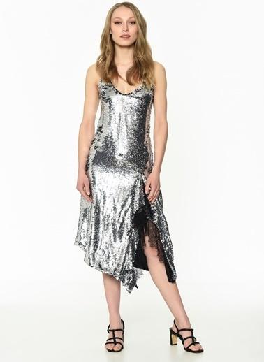 Ipekyol Elbise Gümüş